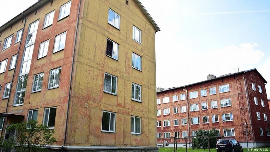 Soviet-era housing