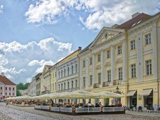 Tartu, Estonia, capital of culture