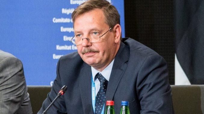 energy cooperation US and Estonia